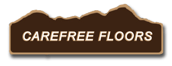 Carefree Floors, Inc.  – Sales, Installation, Cleaning & Restoration Logo