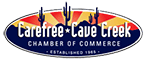 Carefree / Cave Creek Chamber logo