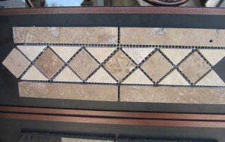 Decorative Cut Tile Patterns