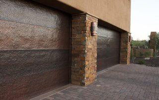 Driveway pavers & Columns