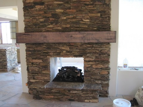 Fireplace Carefree Floors
