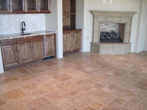 Carefree Floors stone Floors