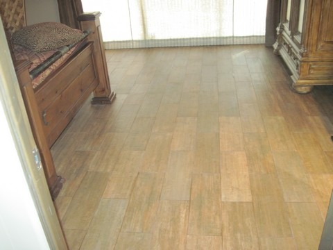 Our Products Floors Wood-Look Tile Carefree Floors