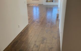 Hardwood Floors - Custom Made