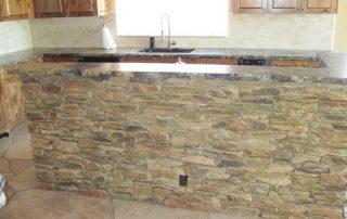 Light Stone and Granite