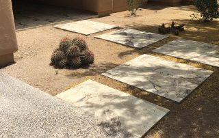 Outdoor Stone-look Porcelain Tile Pavers