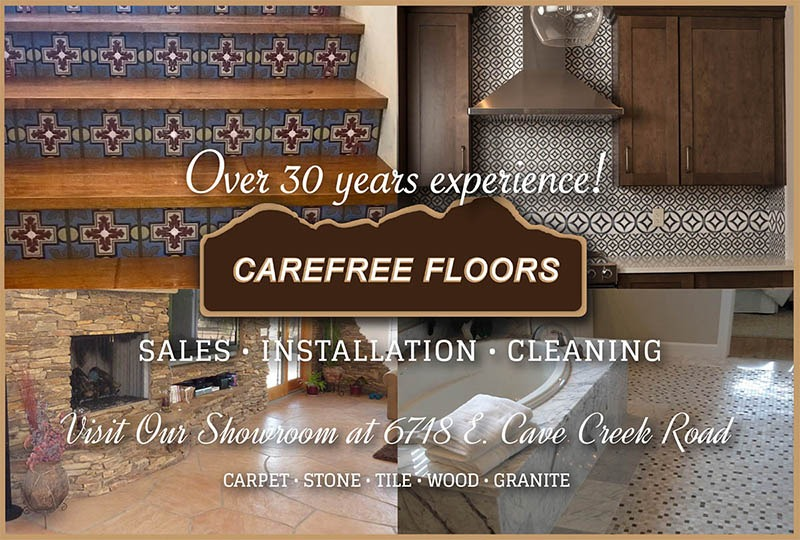Carefree Floors Services