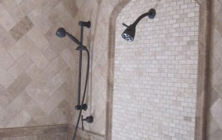 Custom Shower tile