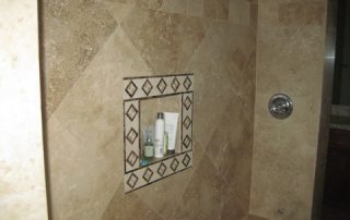 Shower Tile border