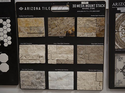 Stone & marble sample