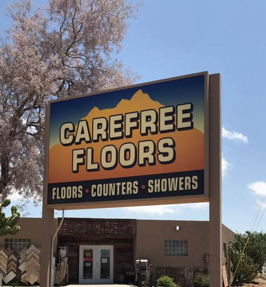 Contact Carefree Floors